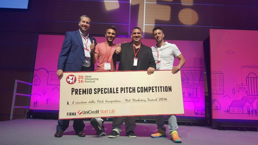 20160708 184059 1024x576 - Quella volta che abbiamo vinto il Web Marketing Festival