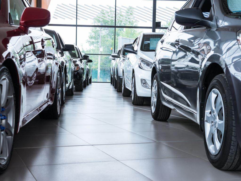 Servizio Mister Lavaggio di lavaggio auto per concessionarie, parchi auto e showroom