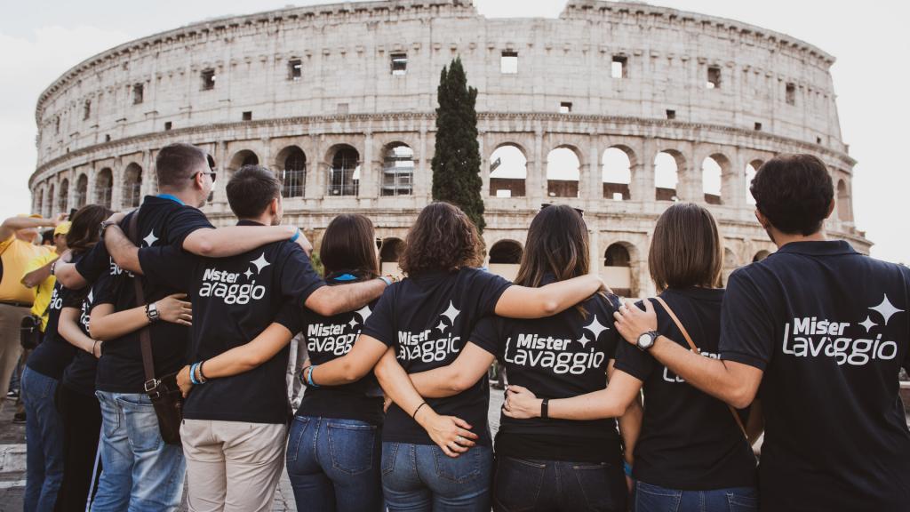 Il Tema di Mister Lavaggio a Roma