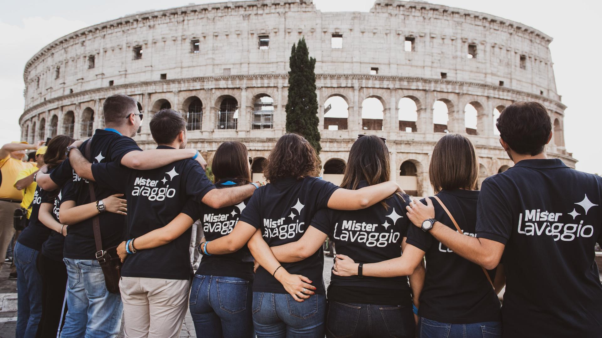 Team Mister Lavaggio Roma 2019